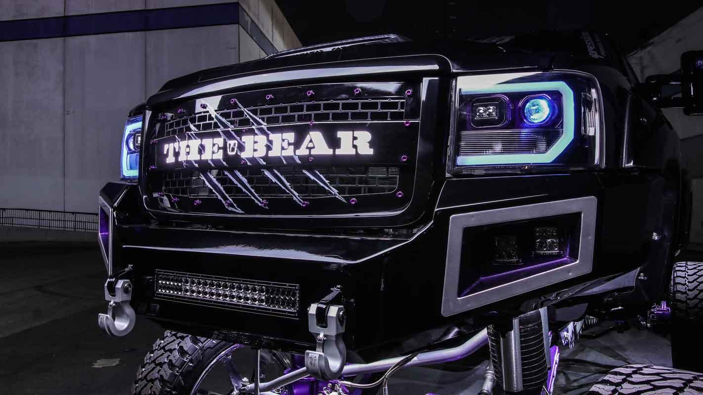 SIMA 2019 Build - The BEAR